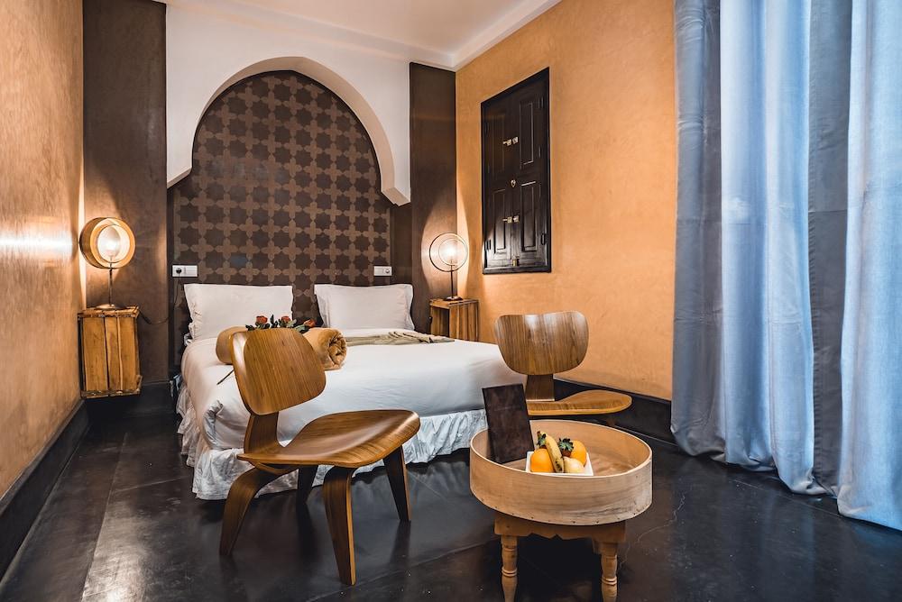 리야드 앰버 엣 에피시(Riad Ambre et Epices) Hotel Image 9 - Guestroom