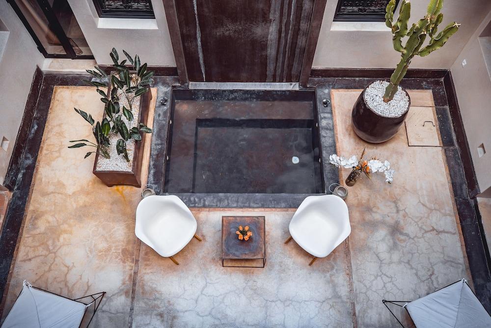 리야드 앰버 엣 에피시(Riad Ambre et Epices) Hotel Image 20 - Lobby Lounge