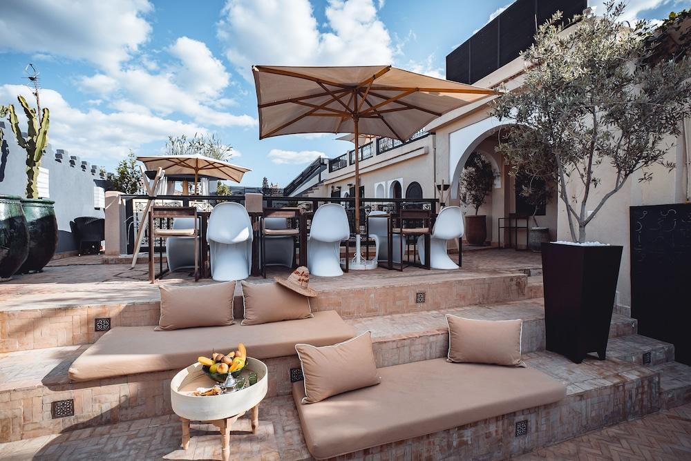 리야드 앰버 엣 에피시(Riad Ambre et Epices) Hotel Image 25 - Restaurant