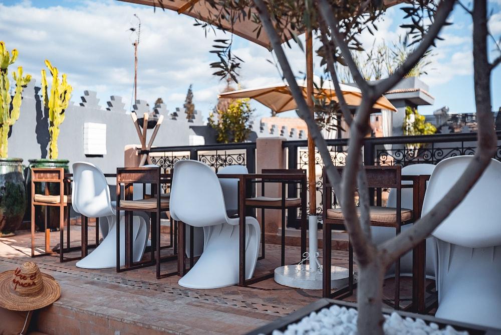 리야드 앰버 엣 에피시(Riad Ambre et Epices) Hotel Image 27 - Restaurant