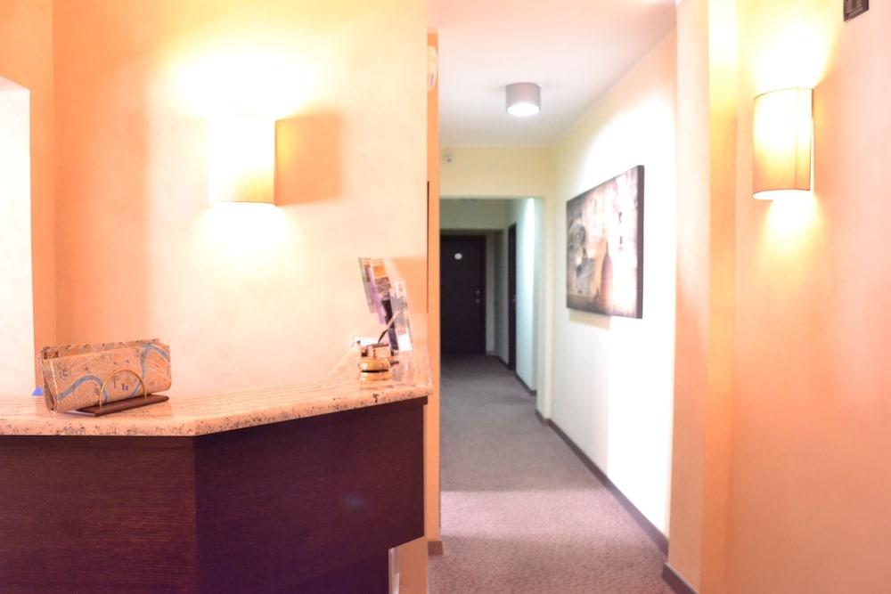 호텔 노틸러스(Hotel Nautilus) Hotel Image 20 - Hallway