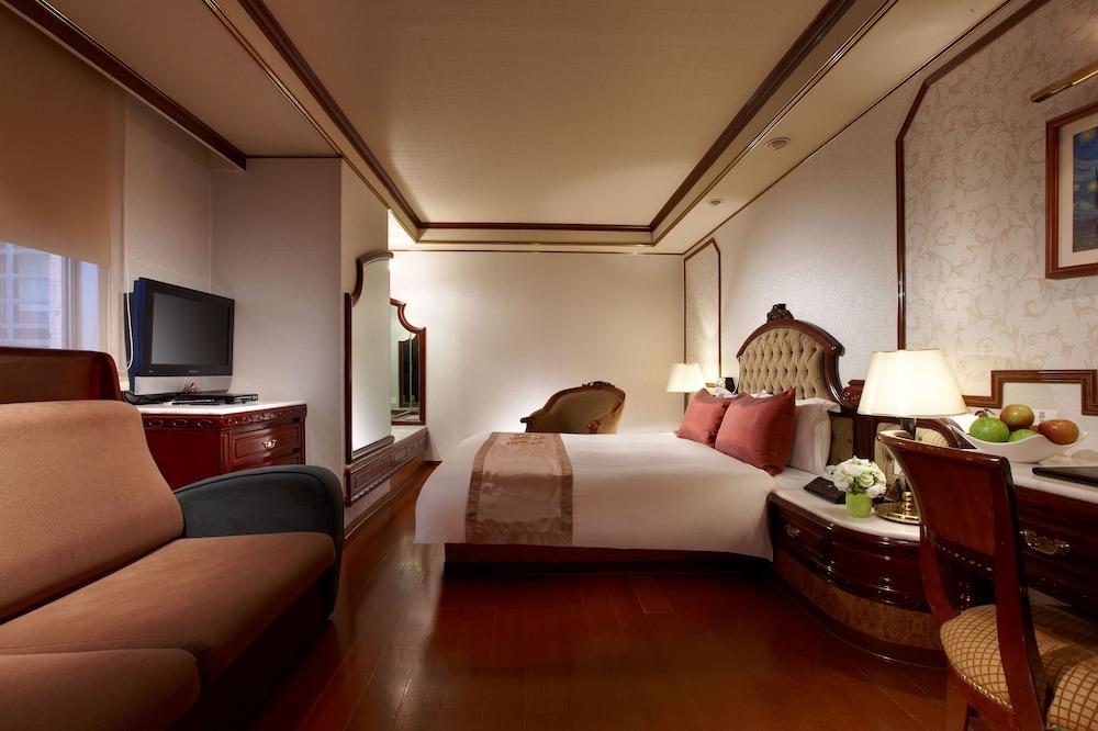 차밍 시티 숭산 호텔(Charming City Sungshan Hotel) Hotel Image 3 - Guestroom