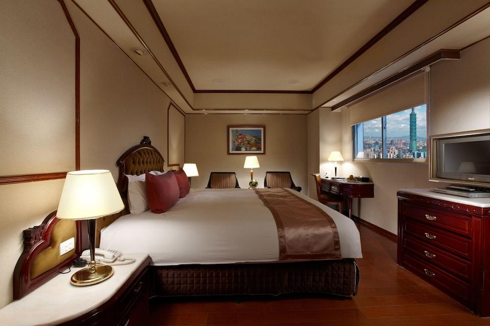 차밍 시티 숭산 호텔(Charming City Sungshan Hotel) Hotel Image 4 - Guestroom