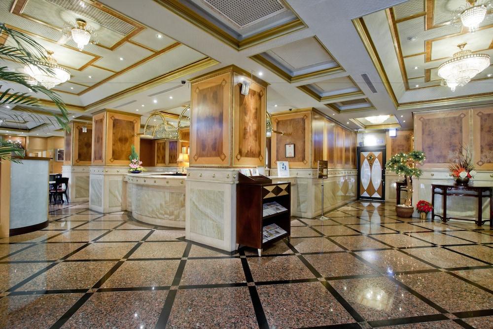 차밍 시티 숭산 호텔(Charming City Sungshan Hotel) Hotel Image 1 - Lobby