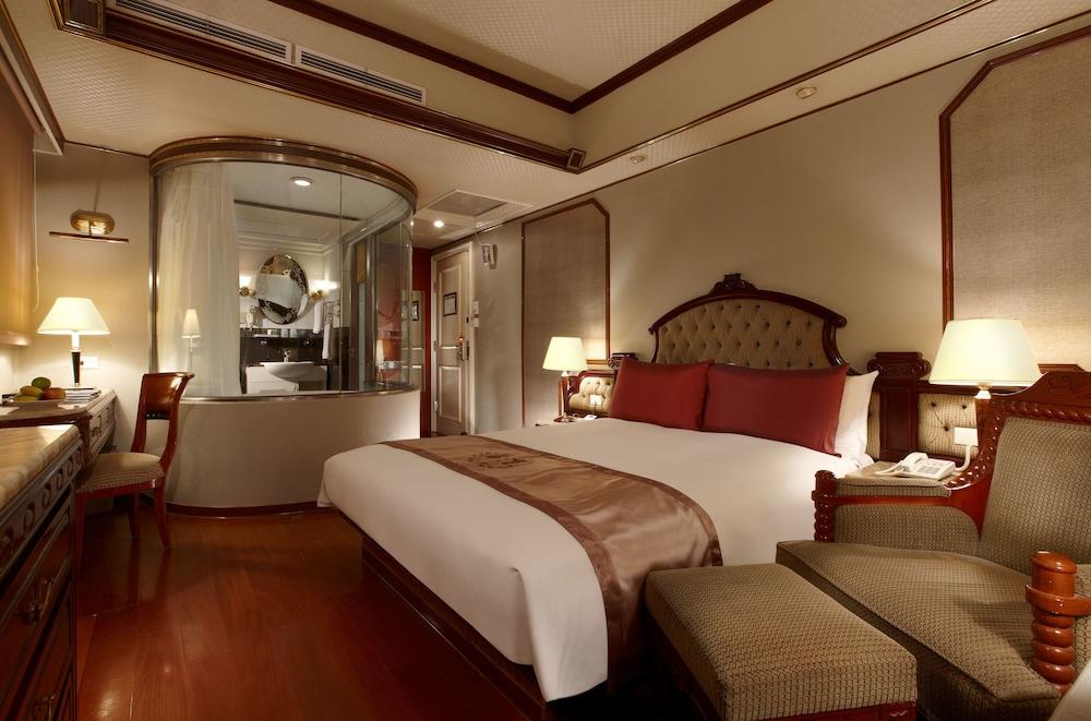 차밍 시티 숭산 호텔(Charming City Sungshan Hotel) Hotel Image 5 - Guestroom