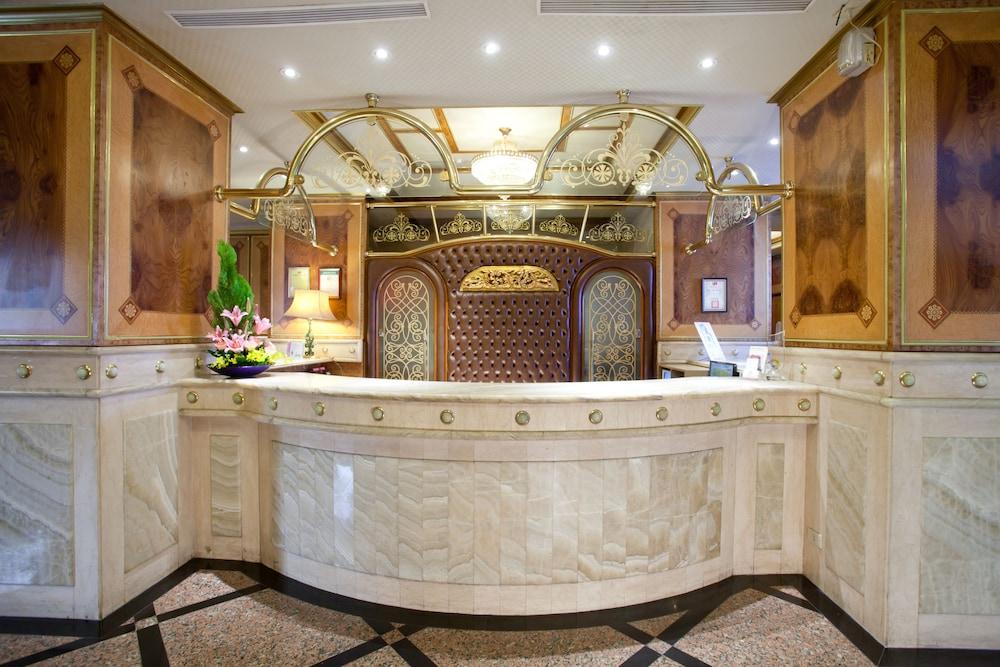 차밍 시티 숭산 호텔(Charming City Sungshan Hotel) Hotel Image 2 - Reception