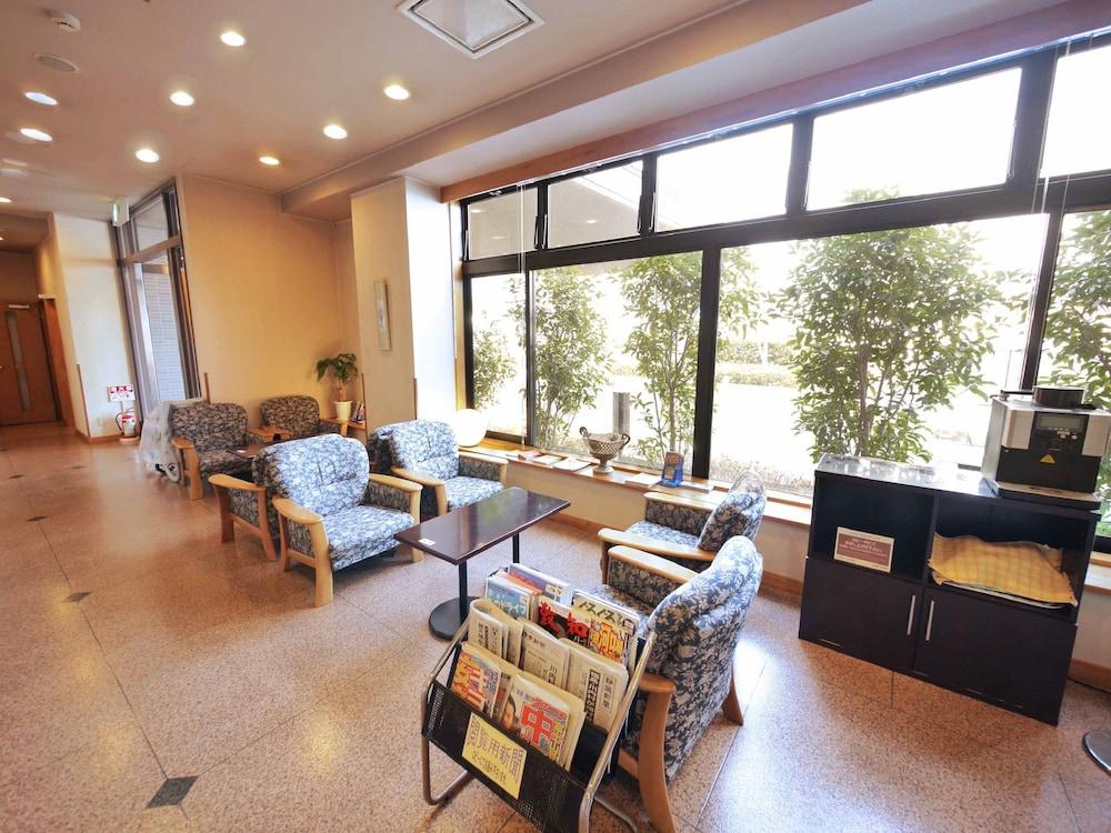 호텔 루트-인 나가이즈미 누마즈 인터 2(Hotel Route-Inn Nagaizumi Numazu Inter 2) Hotel Image 1 - Lobby