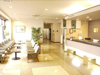 호텔 루트-인 지후켄초 미나미(Hotel Route-Inn Gifukencho Minami) Hotel Image 1 - Lobby