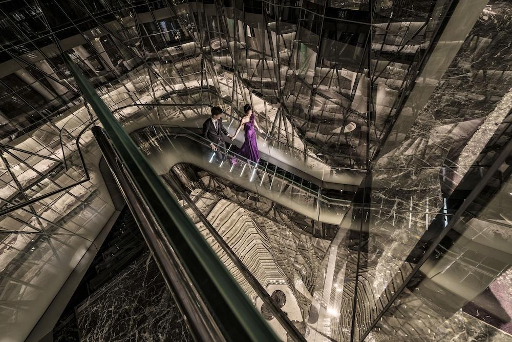 포시즌스 광저우(Four Seasons Guangzhou) Hotel Image 44 - Staircase