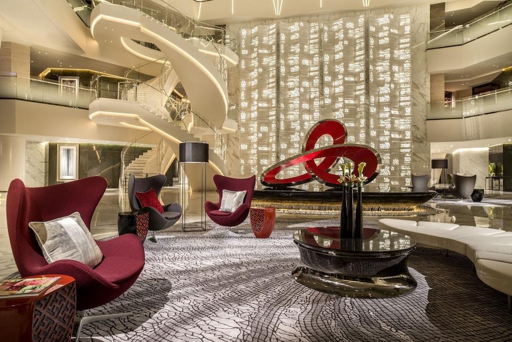 포시즌스 광저우(Four Seasons Guangzhou) Hotel Image 3 - Lobby