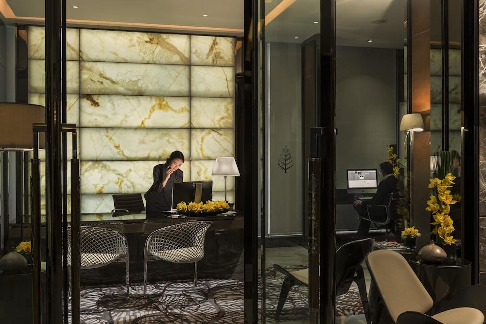 포시즌스 광저우(Four Seasons Guangzhou) Hotel Image 23 - Business Center