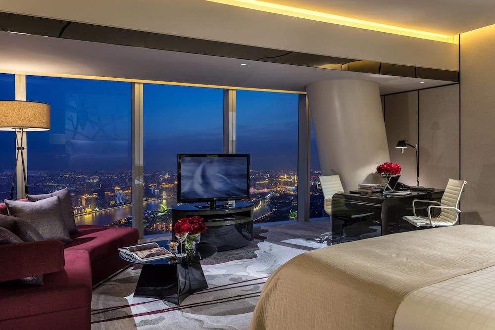 포시즌스 광저우(Four Seasons Guangzhou) Hotel Image 15 - Living Area