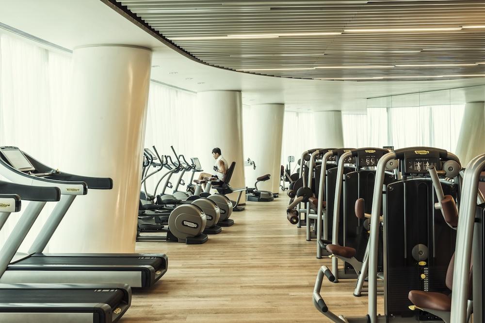 포시즌스 광저우(Four Seasons Guangzhou) Hotel Image 24 - Gym