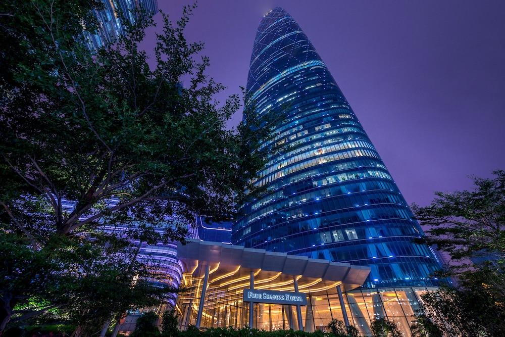 포시즌스 광저우(Four Seasons Guangzhou) Hotel Image 0 - Featured Image