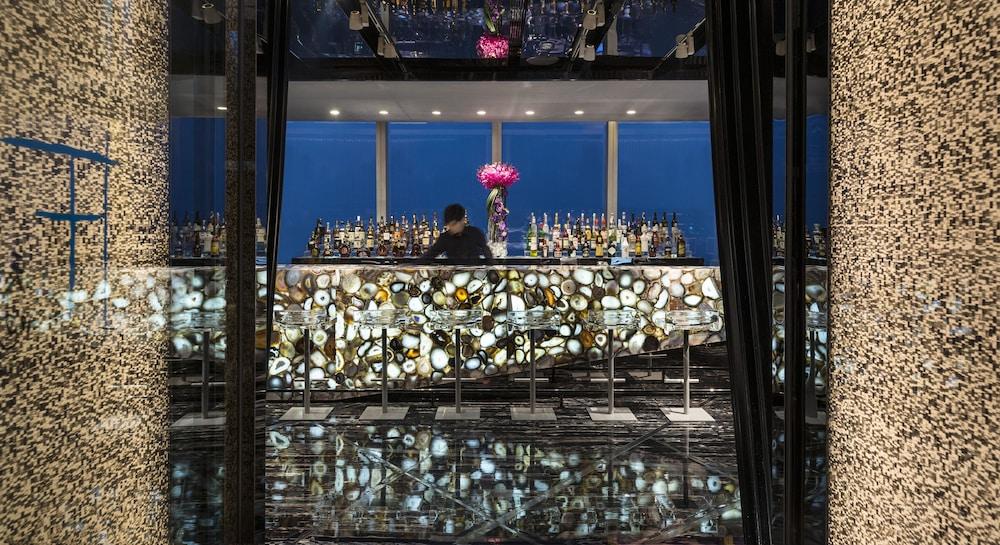 포시즌스 광저우(Four Seasons Guangzhou) Hotel Image 39 - Hotel Bar