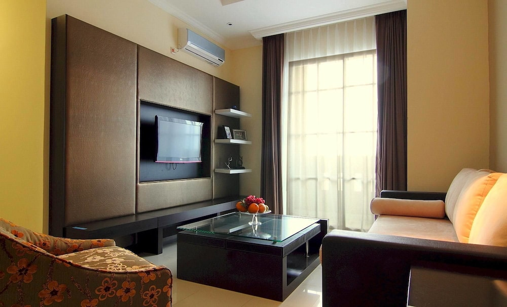 벨레자 스위트 자카르타(The Bellezza Suites Jakarta) Hotel Image 26 - Living Room