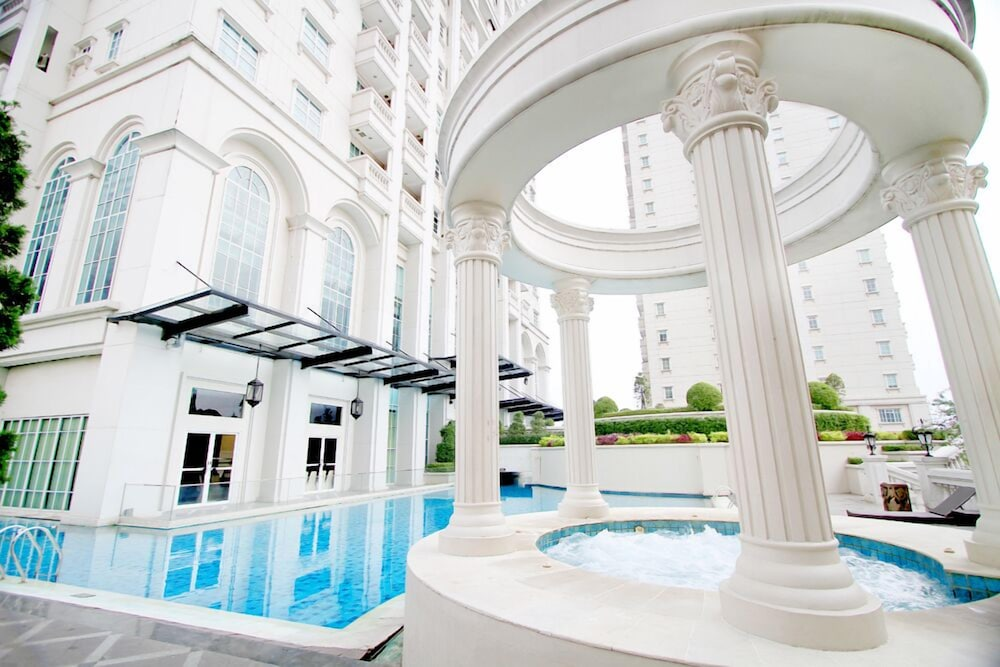 벨레자 스위트 자카르타(The Bellezza Suites Jakarta) Hotel Image 39 - Outdoor Pool