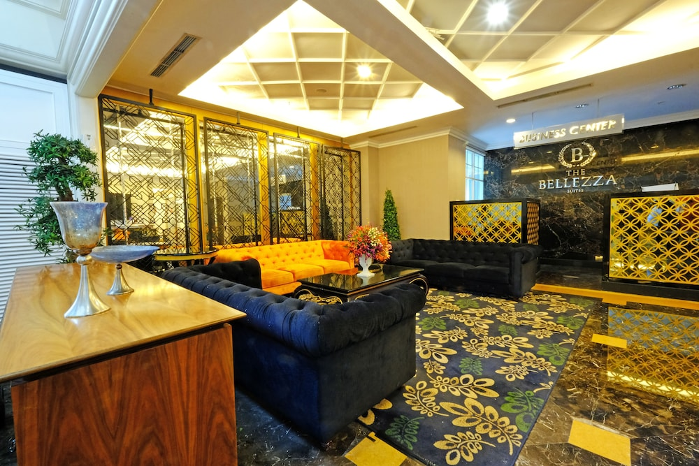 벨레자 스위트 자카르타(The Bellezza Suites Jakarta) Hotel Image 3 - Lobby Sitting Area