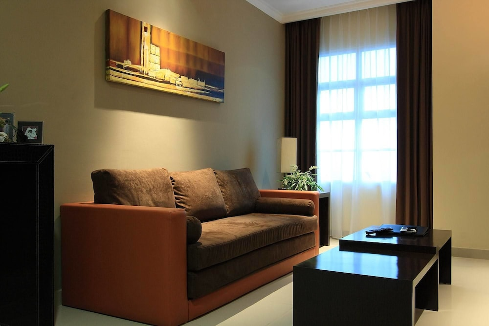 벨레자 스위트 자카르타(The Bellezza Suites Jakarta) Hotel Image 25 - Living Room
