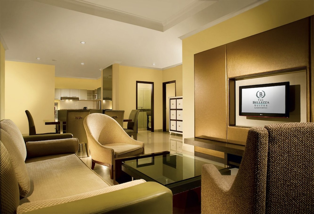 벨레자 스위트 자카르타(The Bellezza Suites Jakarta) Hotel Image 28 - Living Room