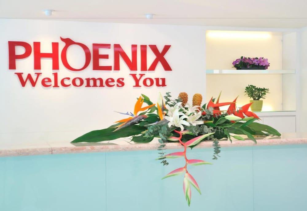 피닉스 호텔(Phoenix Hotel) Hotel Image 1 - Lobby