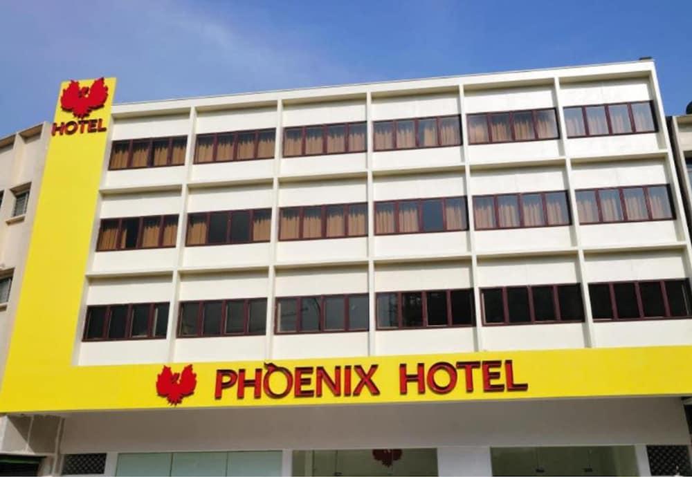 피닉스 호텔(Phoenix Hotel) Hotel Image 16 - Hotel Front
