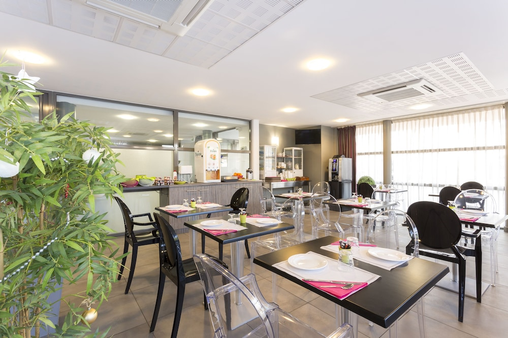 네메아 아파트호텔 툴루즈 콘스텔라시옹(Nemea Appart'Hotel Toulouse Constellation) Hotel Image 35 - Restaurant
