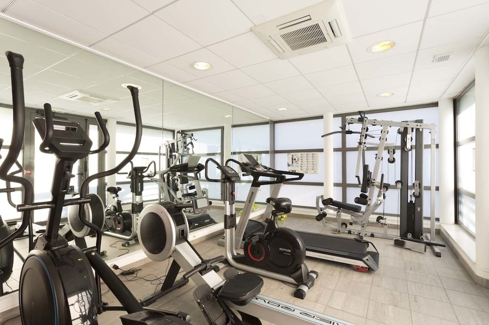 네메아 아파트호텔 툴루즈 콘스텔라시옹(Nemea Appart'Hotel Toulouse Constellation) Hotel Image 39 - Gym
