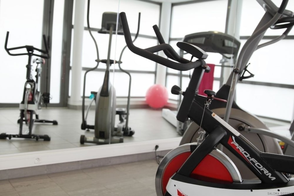 네메아 아파트호텔 툴루즈 콘스텔라시옹(Nemea Appart'Hotel Toulouse Constellation) Hotel Image 19 - Gym