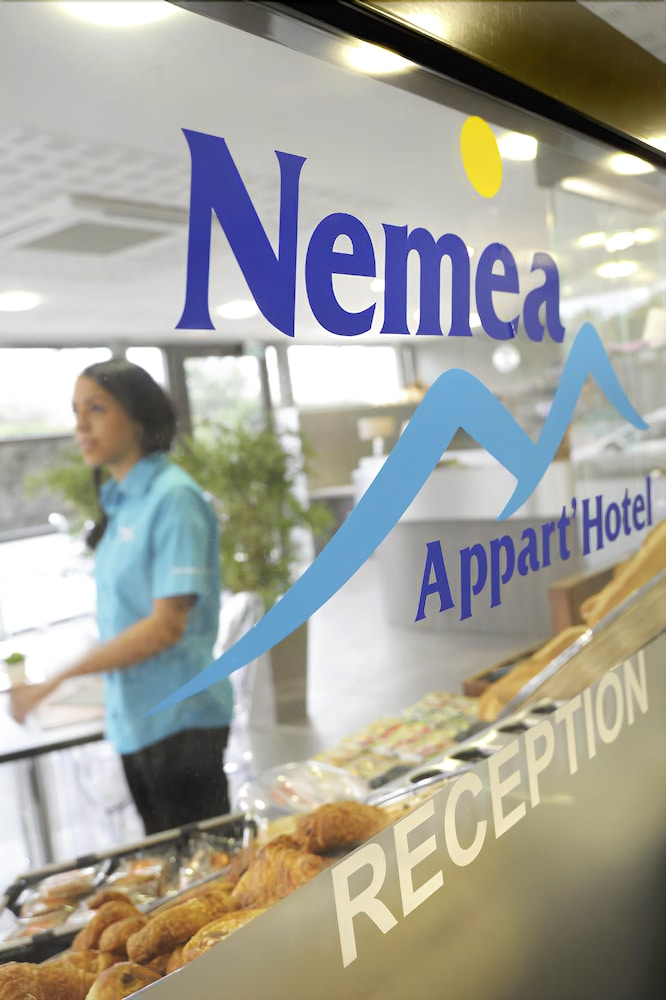 네메아 아파트호텔 툴루즈 콘스텔라시옹(Nemea Appart'Hotel Toulouse Constellation) Hotel Image 20 - Interior Entrance