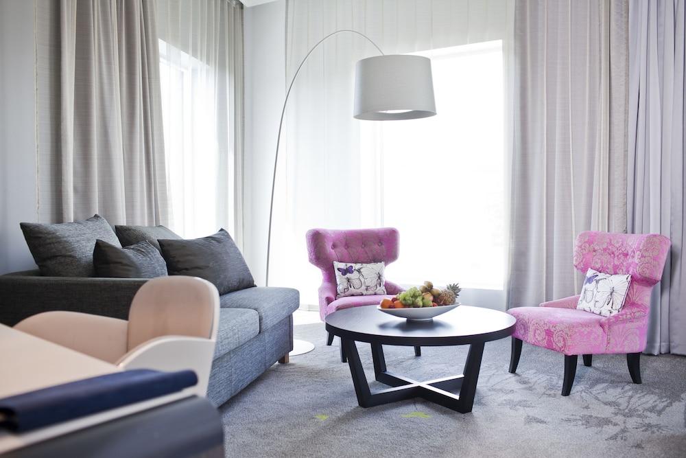 래디슨 블루 호텔 웁살라(Radisson Blu Hotel Uppsala) Hotel Image 17 - Living Room