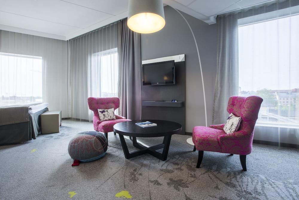 래디슨 블루 호텔 웁살라(Radisson Blu Hotel Uppsala) Hotel Image 6 - Guestroom