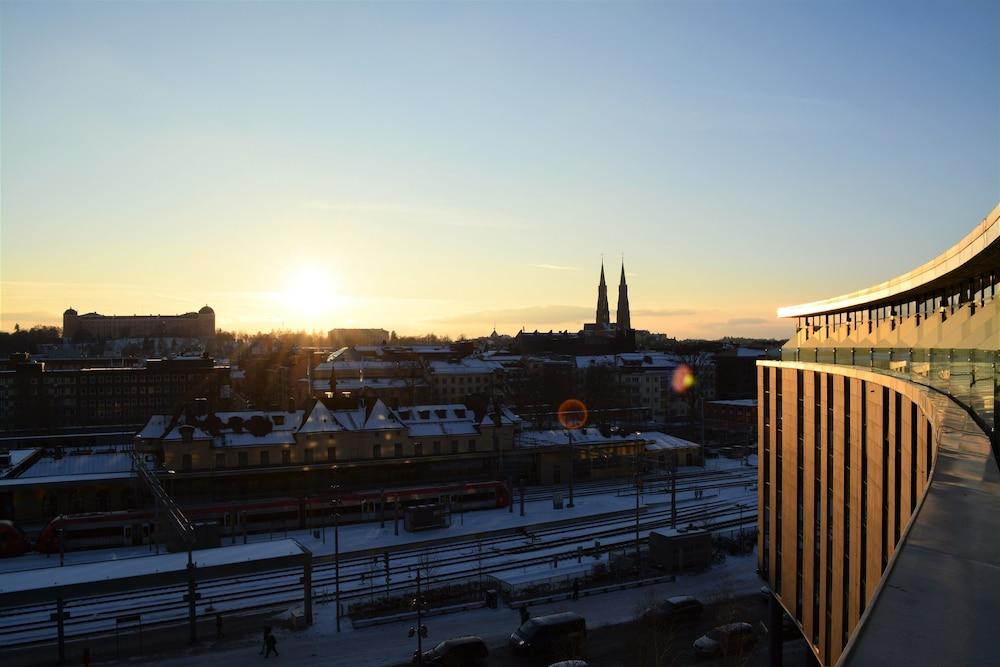 래디슨 블루 호텔 웁살라(Radisson Blu Hotel Uppsala) Hotel Image 1 - City View