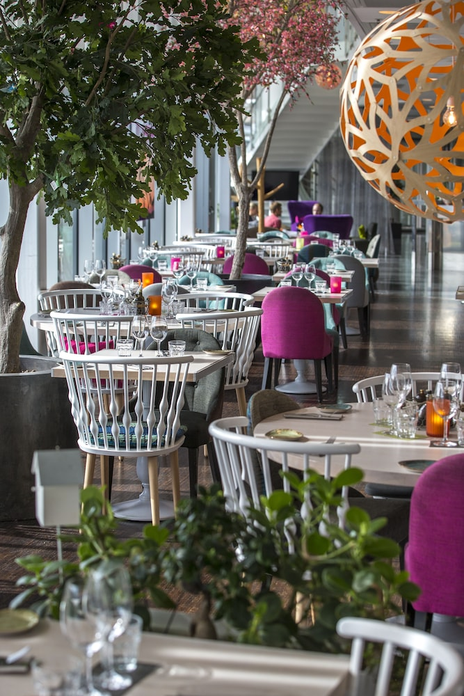 래디슨 블루 호텔 웁살라(Radisson Blu Hotel Uppsala) Hotel Image 34 - Restaurant