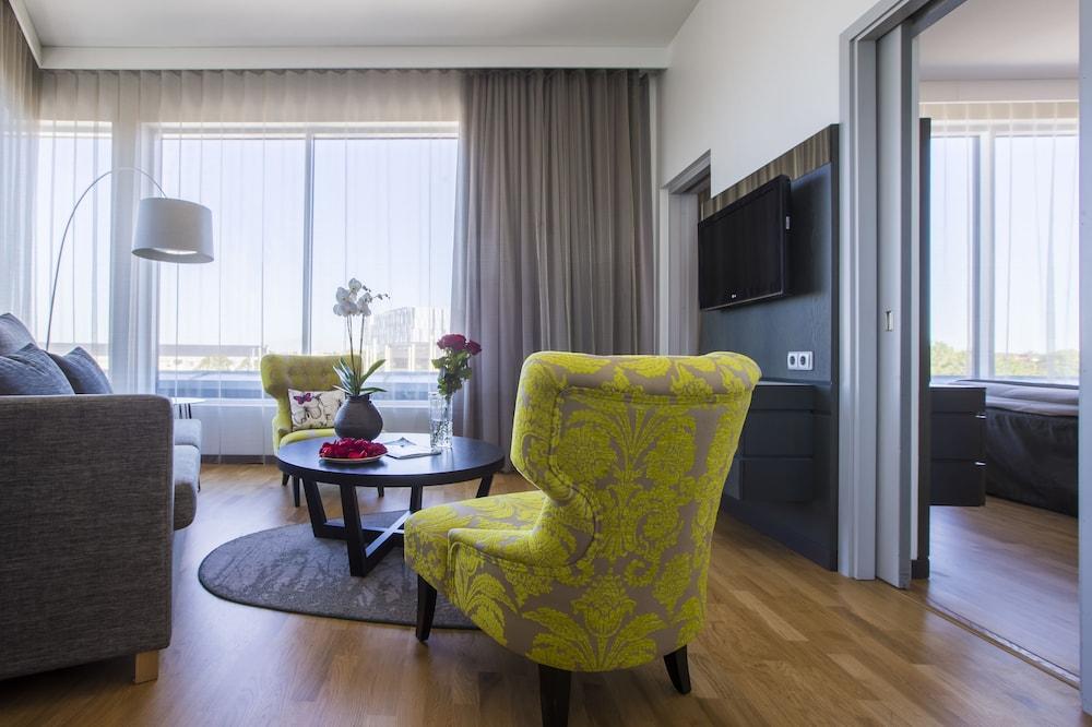 래디슨 블루 호텔 웁살라(Radisson Blu Hotel Uppsala) Hotel Image 15 - Living Area