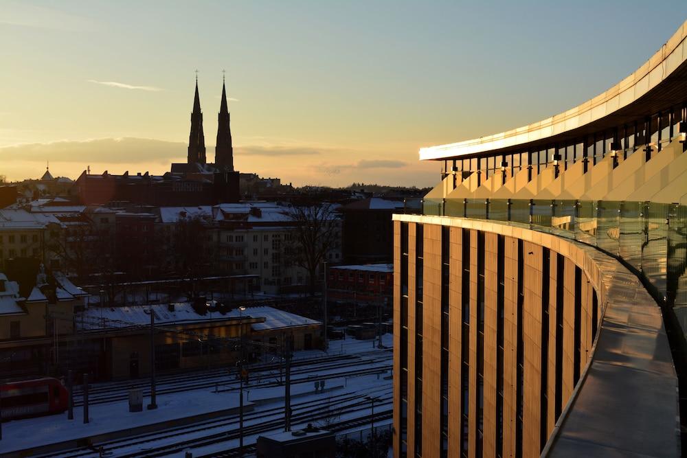 래디슨 블루 호텔 웁살라(Radisson Blu Hotel Uppsala) Hotel Image 48 - Exterior