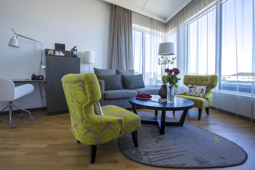 래디슨 블루 호텔 웁살라(Radisson Blu Hotel Uppsala) Hotel Image 13 - Living Area