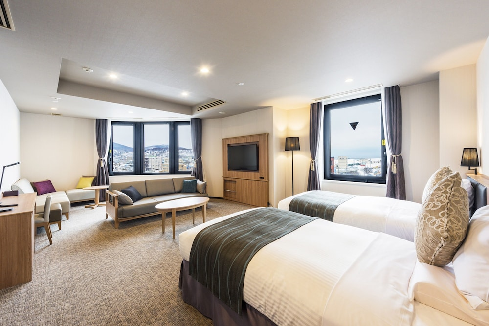 호텔 노드 오타루(Hotel Nord Otaru) Hotel Image 14 - Guestroom