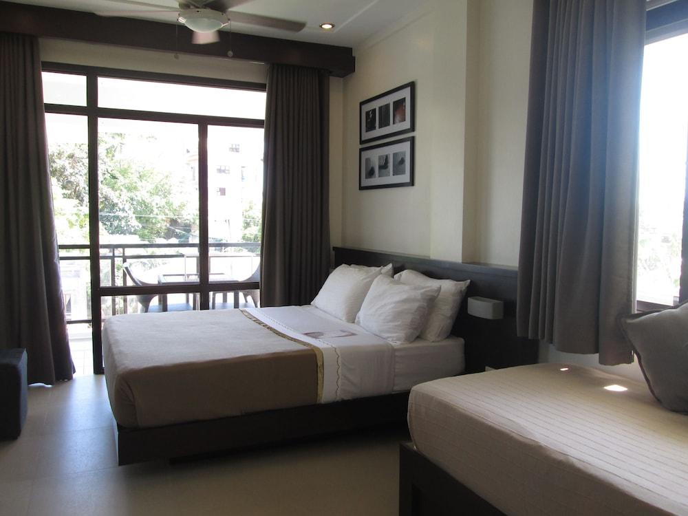 원 크레슨트 플레이스(One Crescent Place) Hotel Image 7 - Guestroom