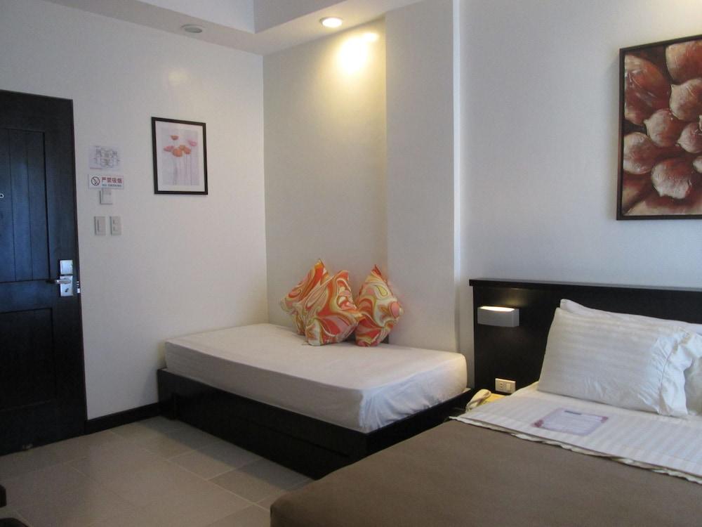 원 크레슨트 플레이스(One Crescent Place) Hotel Image 17 - Guestroom