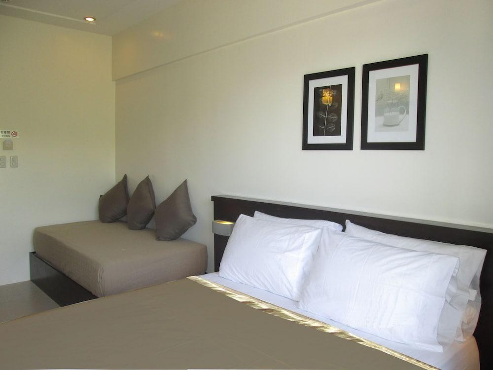 원 크레슨트 플레이스(One Crescent Place) Hotel Image 5 - Guestroom