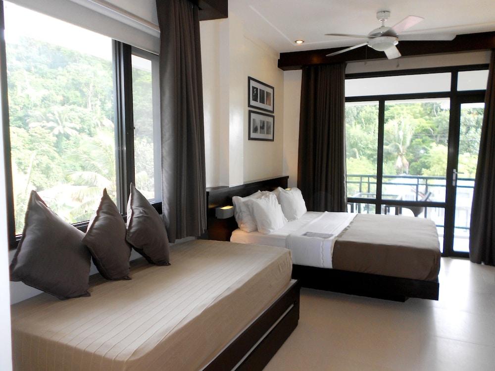 원 크레슨트 플레이스(One Crescent Place) Hotel Image 30 - Guestroom