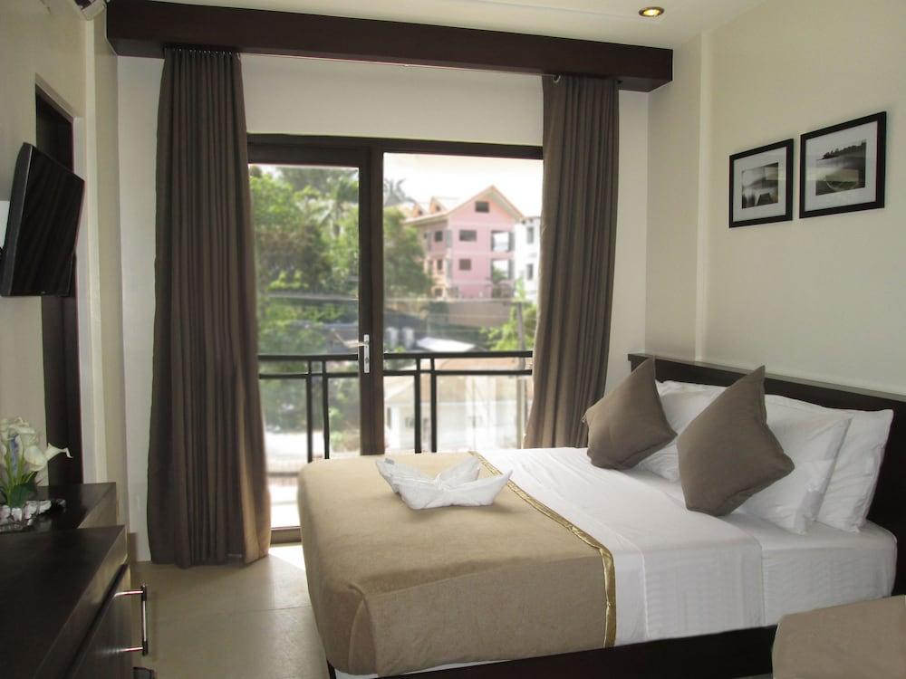 원 크레슨트 플레이스(One Crescent Place) Hotel Image 4 - Guestroom