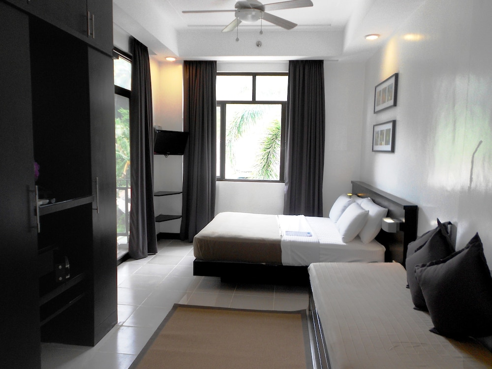 원 크레슨트 플레이스(One Crescent Place) Hotel Image 25 - Guestroom