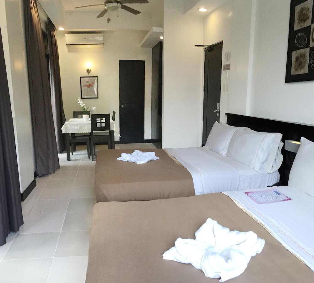 원 크레슨트 플레이스(One Crescent Place) Hotel Image 35 - Guestroom