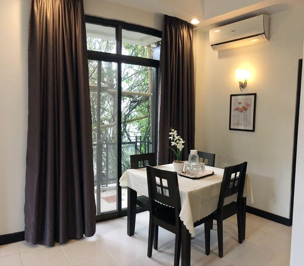 원 크레슨트 플레이스(One Crescent Place) Hotel Image 39 - In-Room Dining
