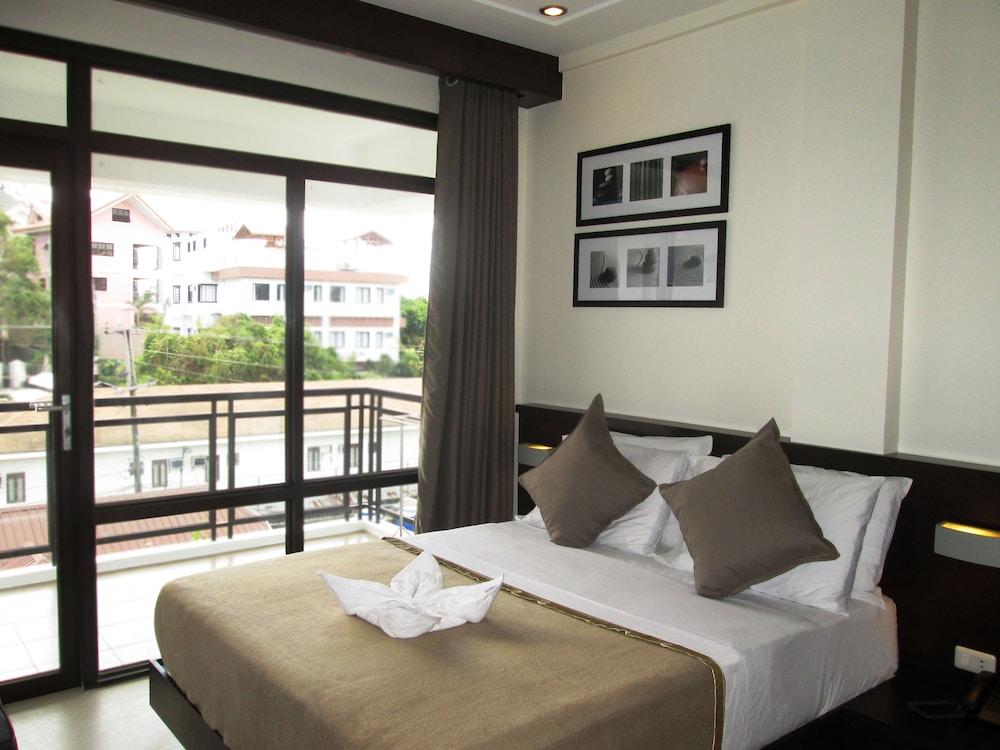 원 크레슨트 플레이스(One Crescent Place) Hotel Image 3 - Guestroom