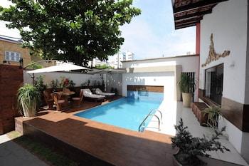 珀特達普拉亞酒店 Portal da Praia