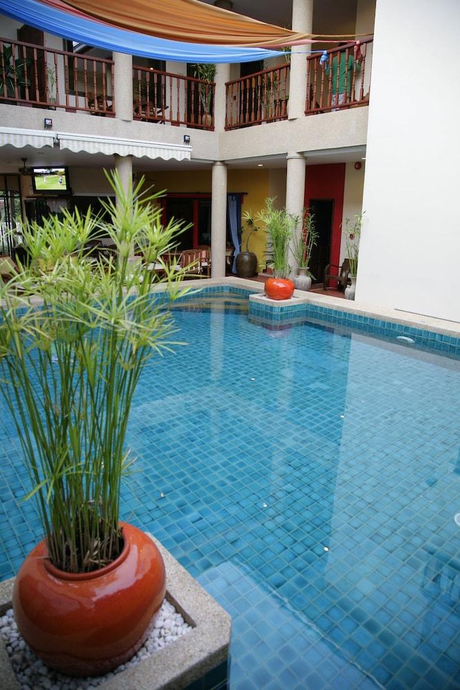 에버그린 부티크 호텔(Evergreen Boutique Hotel) Hotel Image 20 - Outdoor Pool