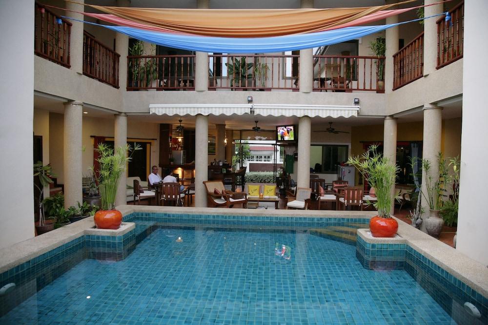 에버그린 부티크 호텔(Evergreen Boutique Hotel) Hotel Image 21 - Outdoor Pool